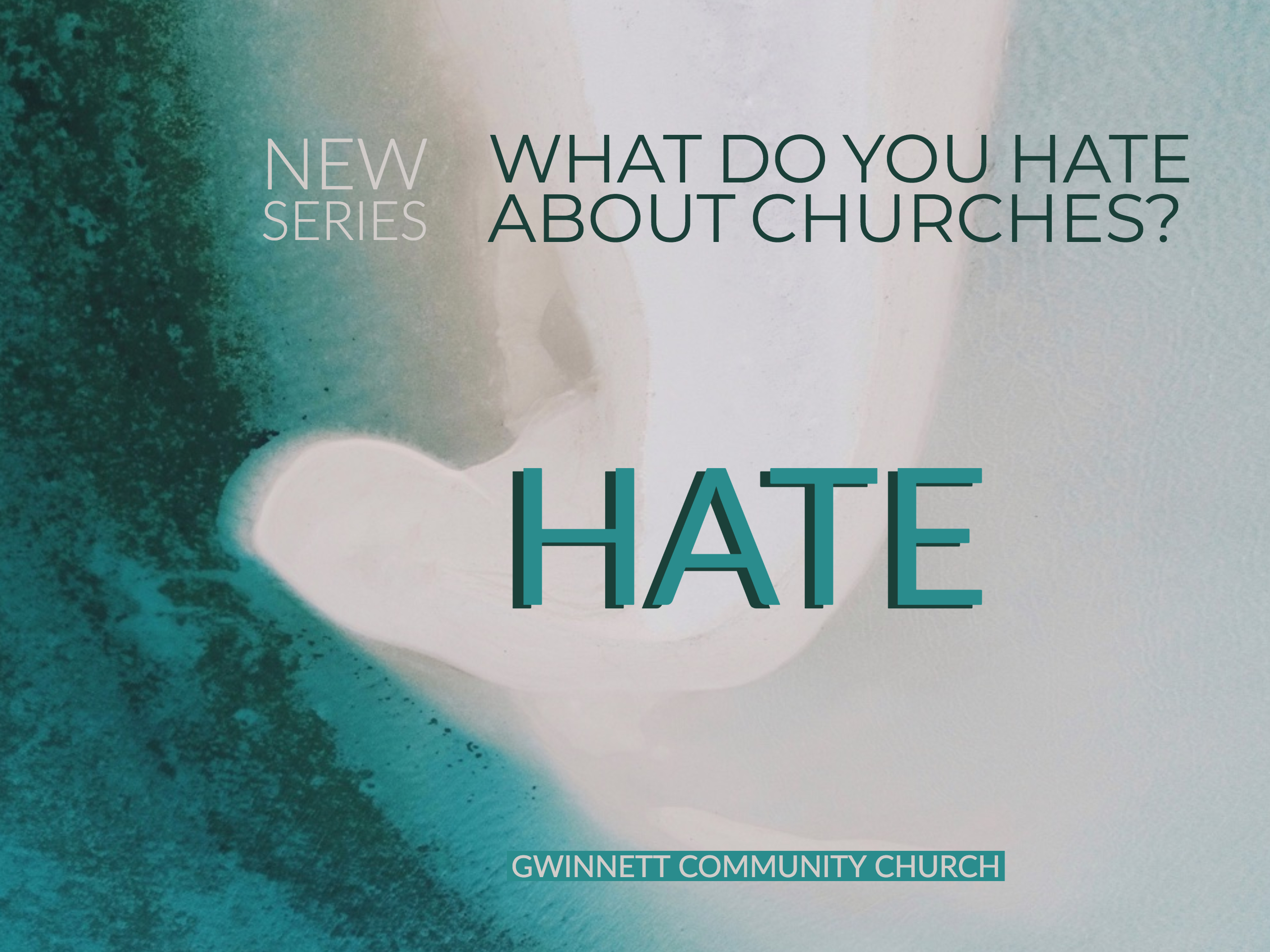 What do you Hate about Churches?